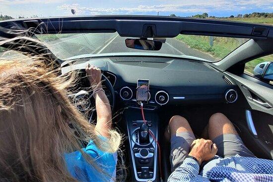 Tour di guida audio autoguidato 17 Mile Drive di Monterey