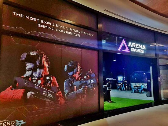 The Arena Games