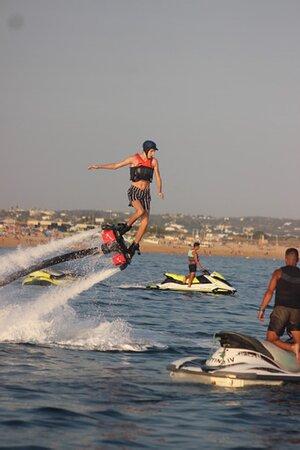 Фотография Flyboard Experience Algarve, Portugal