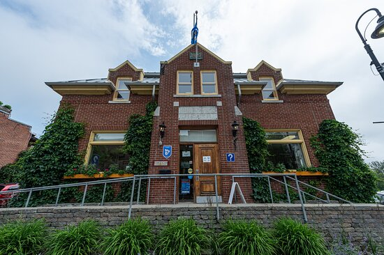 Bureau d'information touristique de Baie-Saint-Paul