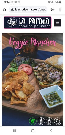 Online menu item Veggie Muncher at La Parada, Calle Recreo 94, Zona Centro, San miguel de Allende 37700