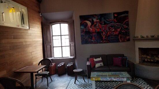 Entrance at La Parada, Calle Recreo 94, Zona Centro, San miguel de Allende 37700