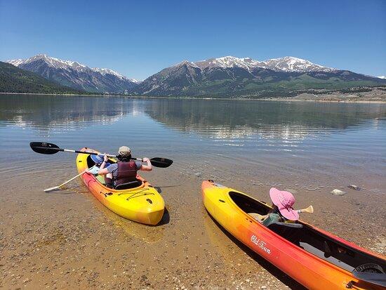 Mt. Elbert Canoe & Kayak