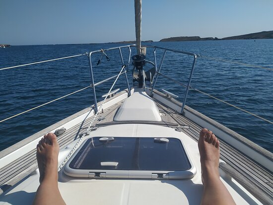 Velero Gallivant Menorca