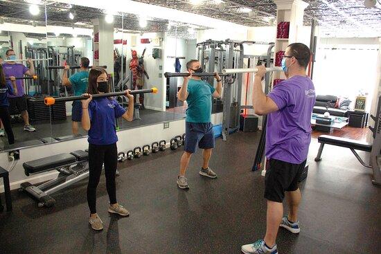 Eppinger Fitness Personal Training