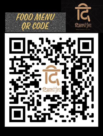 We code to see food menu straight away on your phone ….it's easy