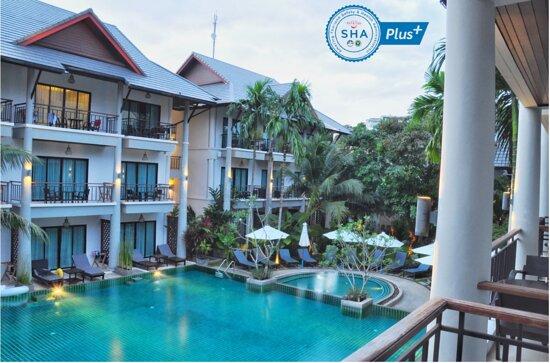 Navatara Phuket Resort