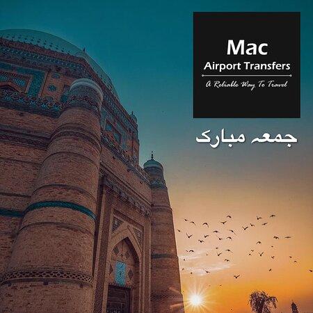 Felton, UK: Jumma 🤲 Mubarak   #jummahmubarak  #macairport  #macairporttransfers  #islamabad  #rawalpindi