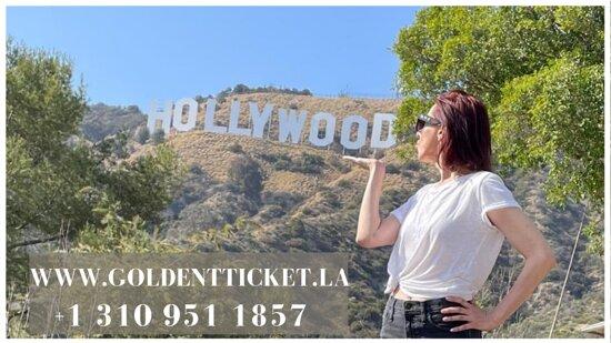 Golden Ticket LA