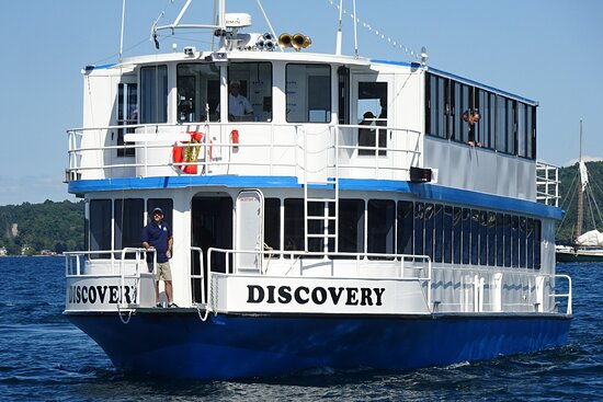 Discovery Cruises