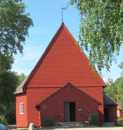 St Olof's Chapel