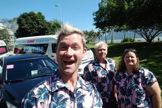 BEEP BEEP TOOT Coaches and Tours - departing from Cairns