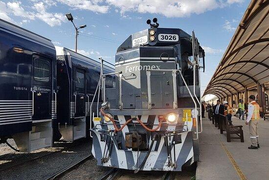 Tour di 5 giorni da Chihuahua a Chepe in treno espresso