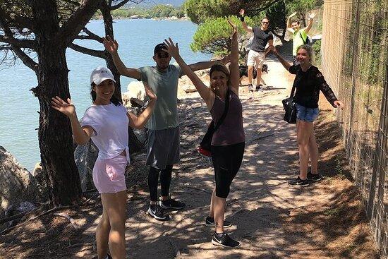 Small Group Multi-Adventure Survival Techniques in Fréjus