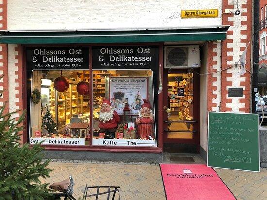 Ohlssons Ost & Delikatesser