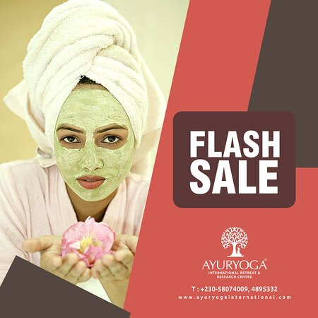 #MonthEnd Flash Sales- 50% Off  Facial & Body Massage (90 Min) Price: Just MUR 1125 instead of MUR2250 Includes 1. Face Cleansing 2. Face Massage 3. Face Bleaching 4. Face Polish 5. Face Pack 6. Head Massage 7. Full Body Ayurvedic/Swedish/Deep tissue/Aroma/Reflexology Massage  Book her now!  𝐹𝑜𝑟 𝑚𝑜𝑟𝑒 𝑖𝑛𝑓𝑜 & 𝐴𝑝𝑝𝑜𝑖𝑛𝑡𝑚𝑒𝑛𝑡𝑠 𝑃𝑙𝑒𝑎𝑠𝑒 𝐶𝑜𝑛𝑡𝑎𝑐𝑡 𝑢𝑠 : 58661111 𝑜𝑟 58074009 𝑜𝑟 4895332 𝑁𝑒𝑎𝑟 𝑀𝑜𝑘𝑎 𝐵𝑢𝑠𝑖𝑛𝑒𝑠𝑠 7 𝐷𝑎𝑦𝑠 𝑖𝑛 𝑎 𝑊𝑒𝑒𝑘  8:00 𝑎𝑚 𝑡𝑜 8