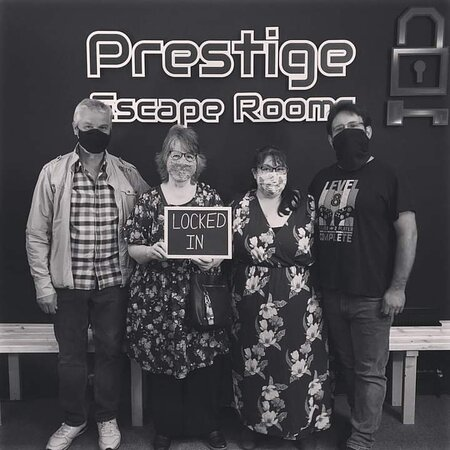 Prestige Escape Rooms