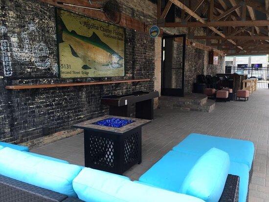 The Blue Door Pub