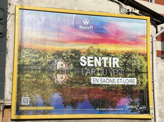 Saone-et-Loire, Frankrijk: Saône et Loire