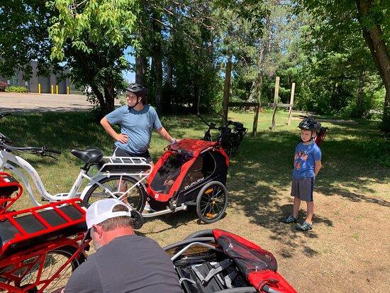 Upnorth Bike Rentals