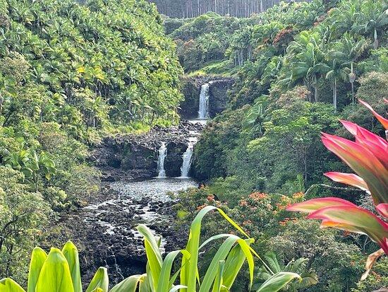 Hawaii: Uma Uma Falls