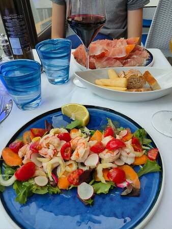 pane – Billede af Master Ristorante American Bar, Santa Margherita Ligure - Tripadvisor