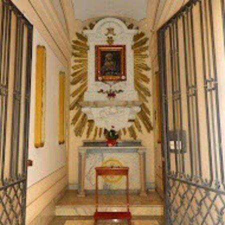 Cappella Della Madonna Del Divino Amore