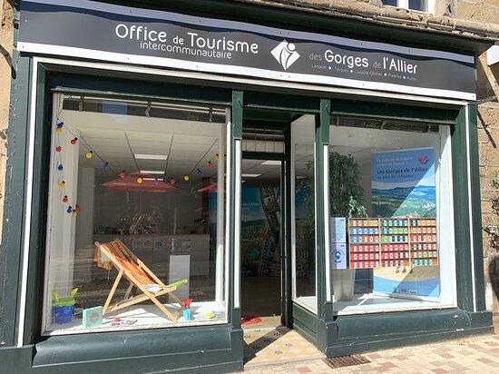 Office de Tourisme de Langeac