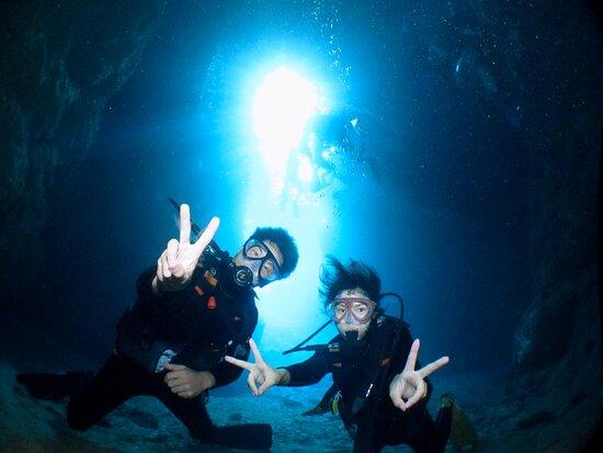 Okinawa Diving Shop Pink Mermaid