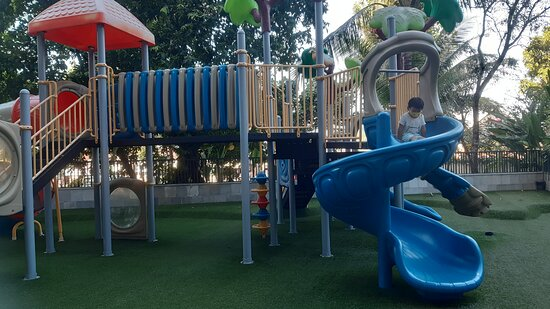 Fasilitas kids friendly, bersih, ramah