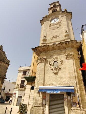 Foto de Torre dell'Orologio, Massafra: Torre dell'Orologio - Tripadvisor
