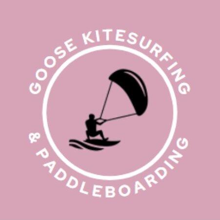 Goose Kitesurfing And Paddleboarding
