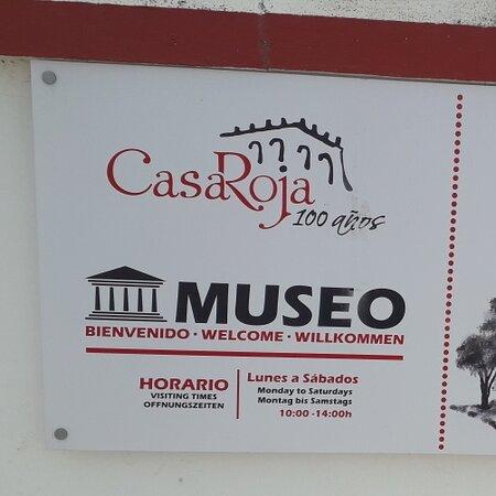 Mazo, España: Opening (& closing) Times