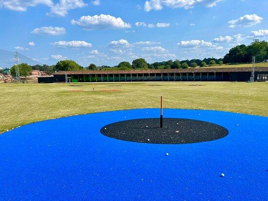 Binfield, UK: Top class facilities