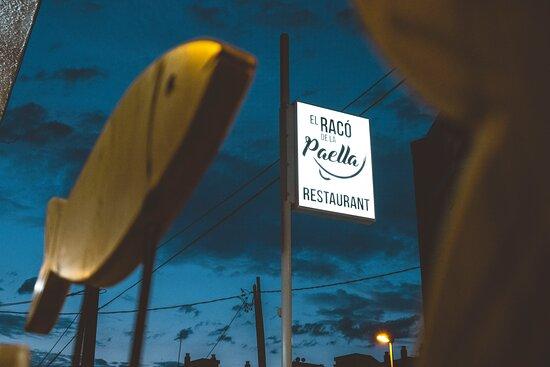 Night in El Racó de la Paella