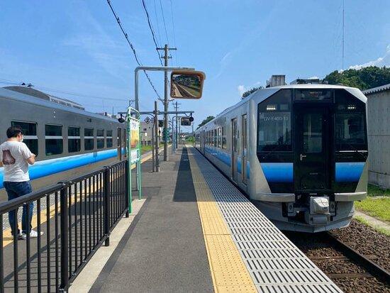 Fukaura Station Tourist Information Center