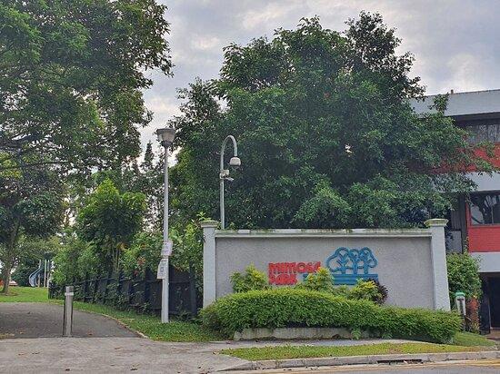 Mimosa Road Playground