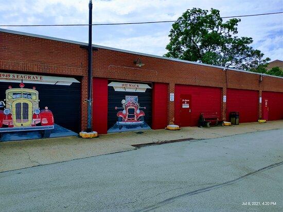 Greensburg Volunteer Fire Department Museum
