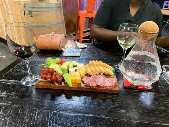 Perfect Wine Down!!