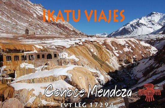 Lujan de Cuyo, Argentina: Ikatu Viajes , Agencia de Viajes y Turismo en Mendoza.  Agencia Autorizada EVT Leg. 17294