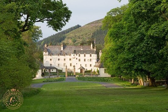 The Scottish Borders Full-Day Private Tour in a Luxury Minivan with...