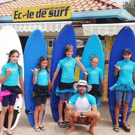 Ecole de Surf Esprit Ocean