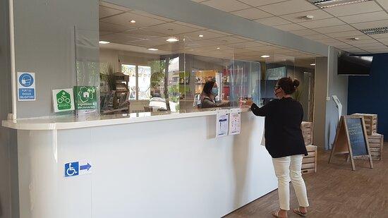 Office de Tourisme Grand Carcassonne - Square Gambetta