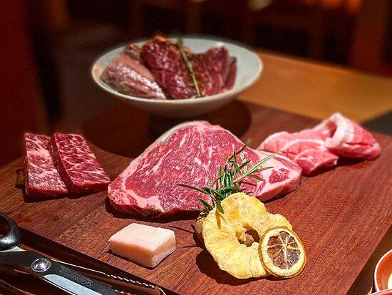 韓式扒房:超高性價比Steak Omakase