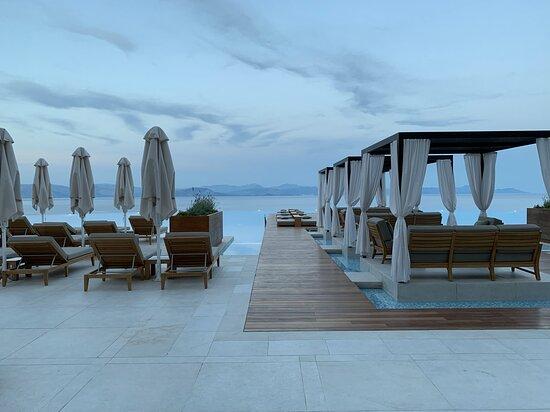 Très bel hôtel de luxe à Corfou
