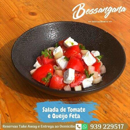 As nossas saladas!