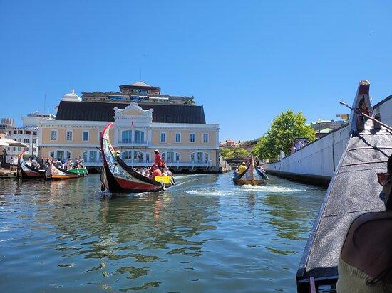 Moliceiro Boat Tour on the Ria de Aveiro Εικόνα