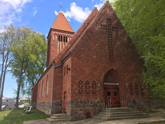 Evangelische Kirche im Ostseebad Binz
