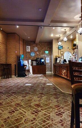 Wetherspoons The Roebuck Inn Nottingham.