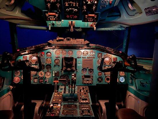 Legenda Tu-154